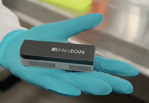 BaseClear Nanopore sequencing