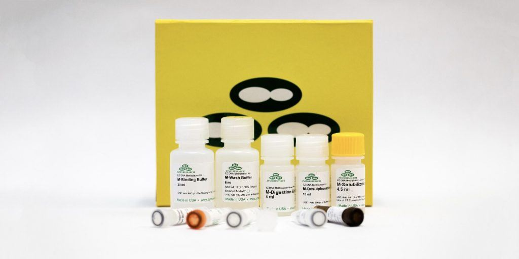 Zymo Research sample kits