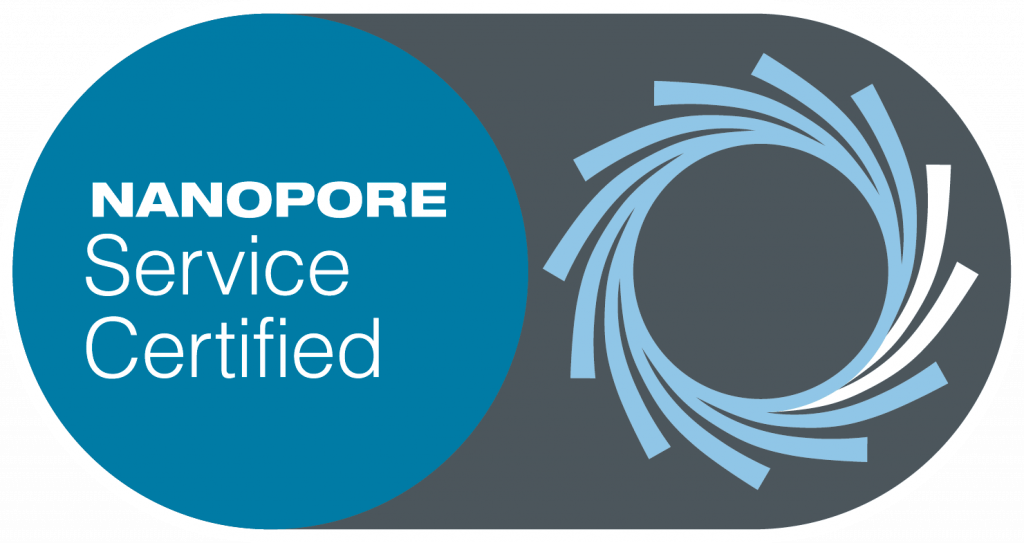 BaseClear Nanopore sequencing certified service provider